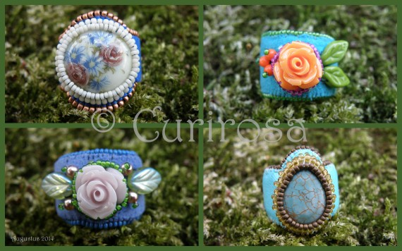 Embroidery ringen